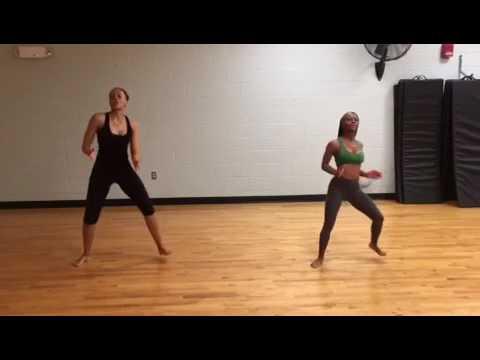Masicka 10 outta 10 - choreography by Kim Thomas