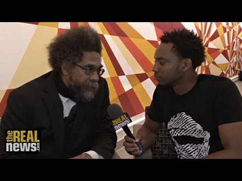 Cornel West on the Green Party and the Black Freedom Struggle