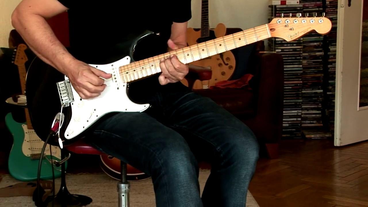 1999 Fender Stratocaster American Std