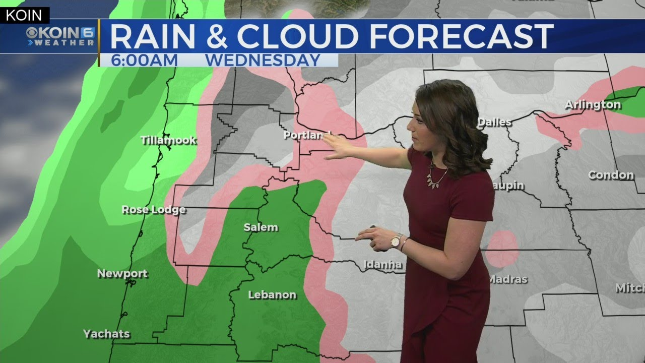 Monday Afternoon Weather Forecast, Feb 11th, 2019