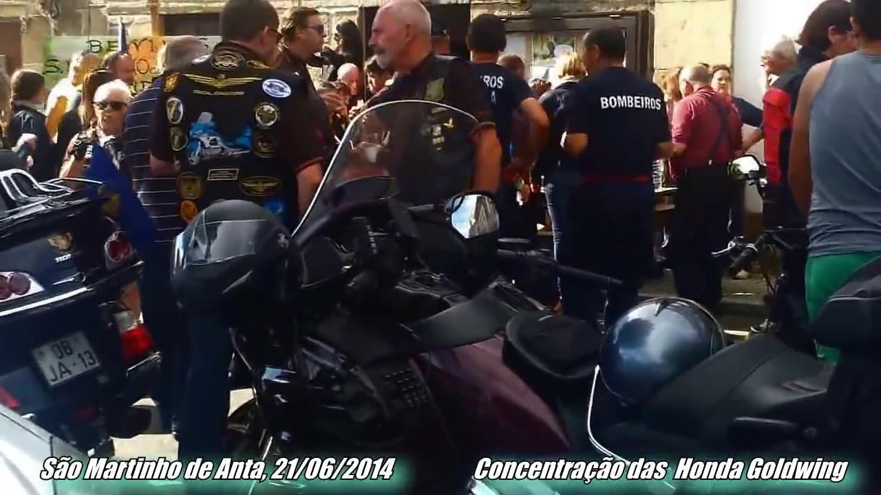 Show das Honda Goldwing 1800 em São Martinho de Anta. 21/06/2014 ...