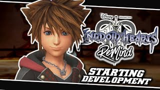 🤩THE NEXT KINGDOM HEARTS GAME STARTING DEVELOPMENT!!🤗 | Kingdom Hearts 3 ReMind Dlc - (News)