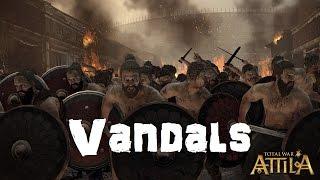 Total War: Attila Playable Factions - Vandals!
