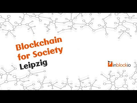 Blockchain for Society #2: 5/6 Ethereum and Digital Identities - Leipzig Jolocom GmbH