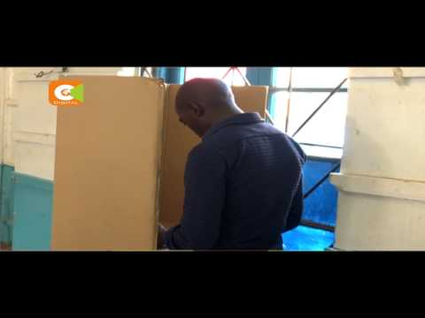 IEBC conducts voting simulations