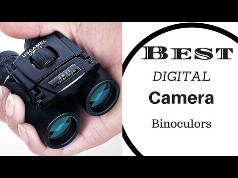 Best Digital Camera Binoculars- Digital Camera Binoculars 10 x 25