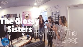 "The Glossy Sisters ""Rolling In The Deep"" (Adele cover) en Session live TSFJAZZ"