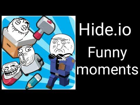 Hide.io Random Funny Moments :|