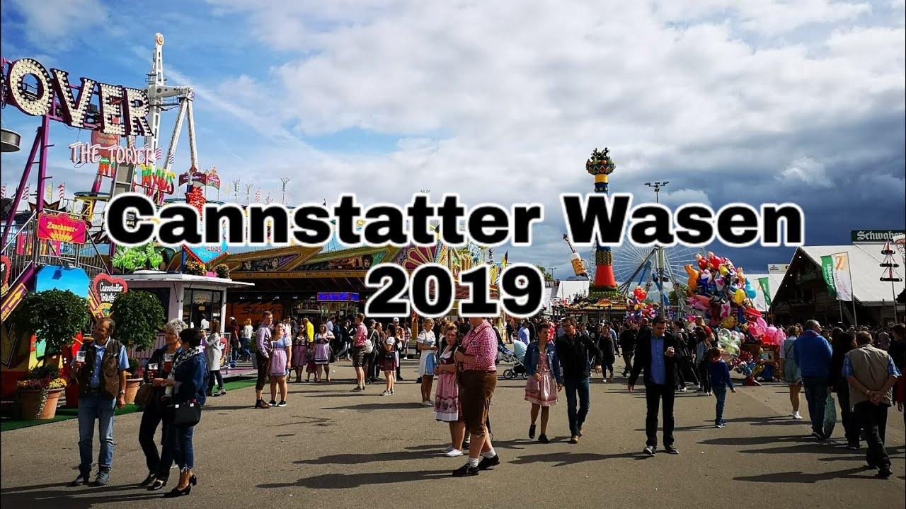 Cannstatter Wasen 2019 Kirmesforum De