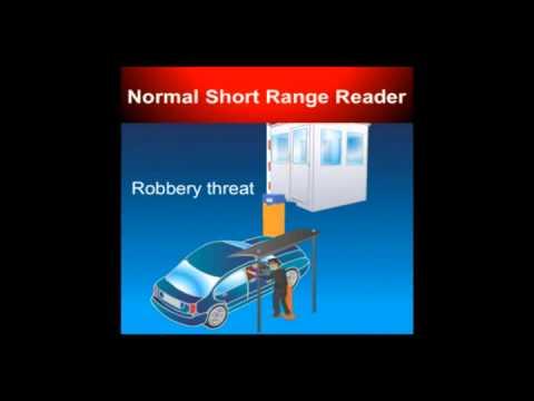 Long Range RFID  Tags - Toll Tag Access Control - Windshield Sticker Tag - www.nexlar.com