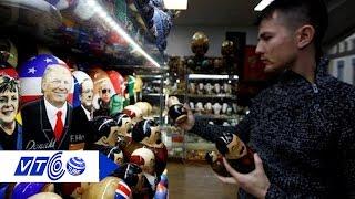 Búp bê Nga 'nhỏ dần' đắt hàng nhờ Donald Trump