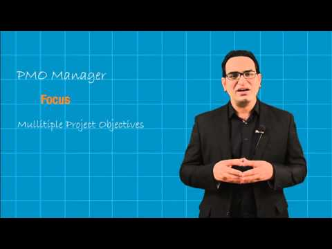 VIDEO 6: PMO Role Versus Project Manager Role