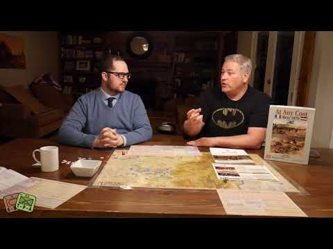 Review: At Any Cost: Metz 1870 from GMT Games - The Players' Aid