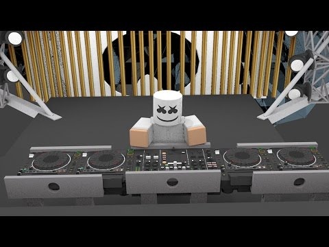 marshmello together roblox id