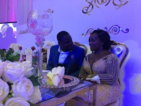 PHOTOS from Dr Osei Kwame Despite's Daughter and Shink's Wedding Party
