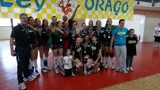 01-06-2014: Orago festeggia lo scudetto U14 femminile in Puglia