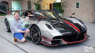 Check Out the NEW Pagani Huayra Roadster BC! | FIRST LOOK