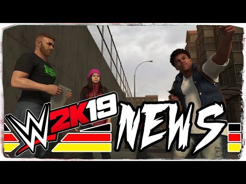WWE 2K19 - Soundtrack, Neues Gameplay & MyCarrer || WWE 2K19 News (Deutsch/German)