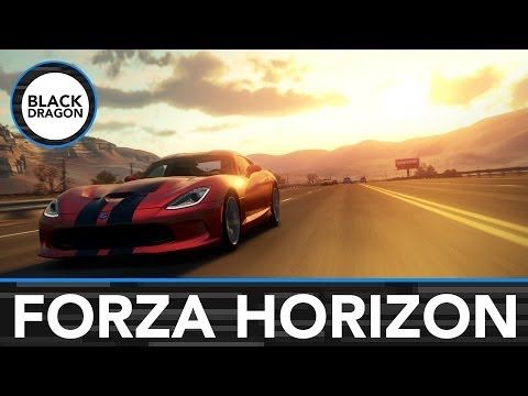 Forza Horizon ~ Part 12: PR Stunts! ~ Dutch Commentary