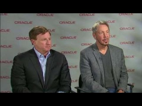 Oracle's cloud has robotic, Star Wars-like cyber defenses: Larry Ellison