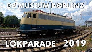 DB Museum Koblenz - Sommerfest 2019 - Dzień I - Lokparade