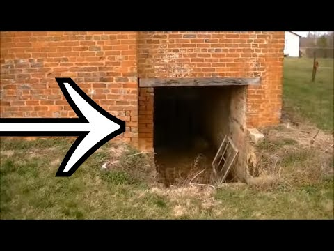 TREASURE FOUND! Metal Detecting Dirt Basement Under Abandone