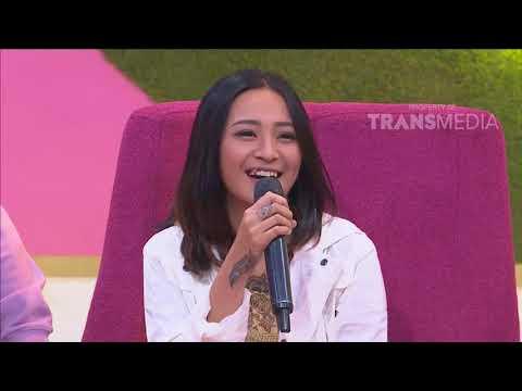 PAGI PAGI PASTI HAPPY - Tanggapan Nadia Zerlinda Yang Disebut Mirip Nagita Slavina (9/7/18) Part4