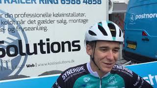 Bryan Coquard forud for første etape i PostNord Danmark Rundt 2019