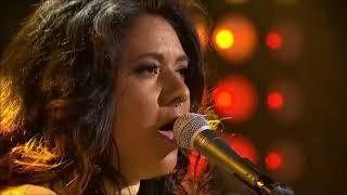 Kristin Amparo - Abracadabra (Steve Miller Band cover)(live @ på spåret)