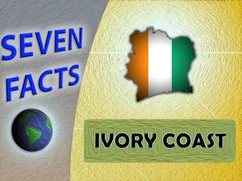 7 Facts about Ivory Coast