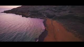 Morning Sunrise at Ramla Bay Gozo by SkyFilms (TestaFilms)