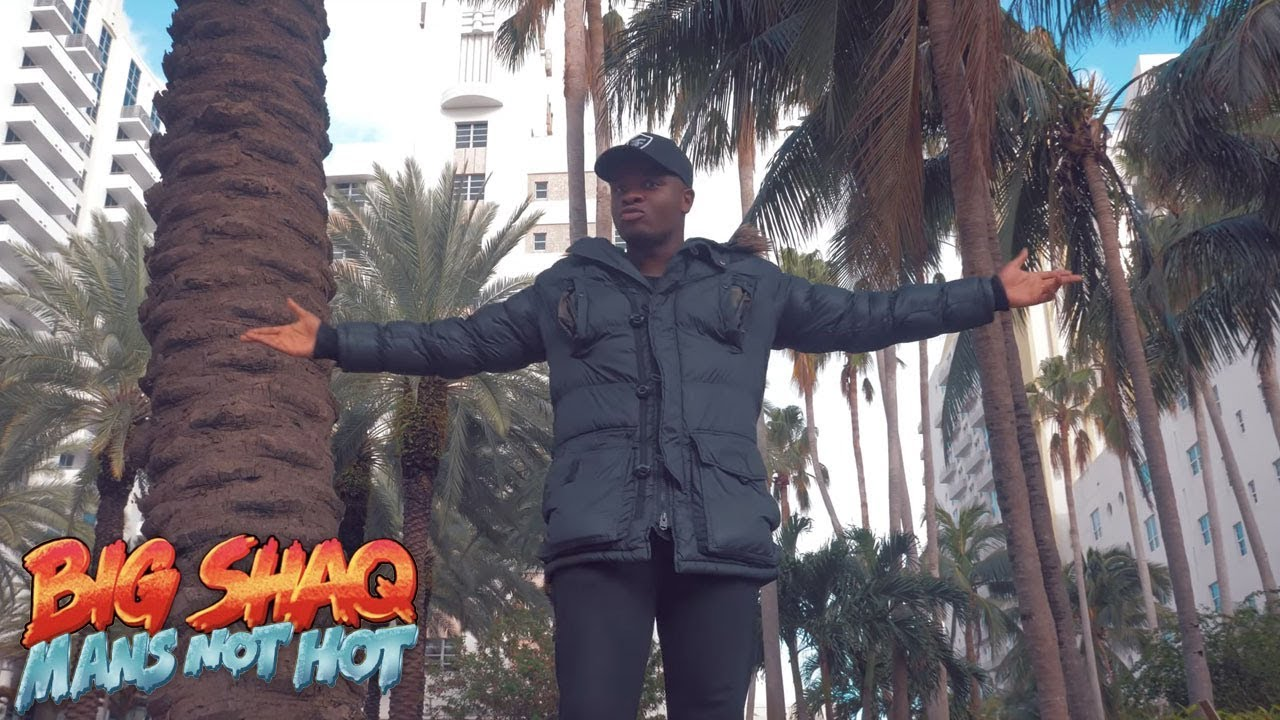BIG SHAQ - MANS NOT HOT (OFFICIAL VIDEO)