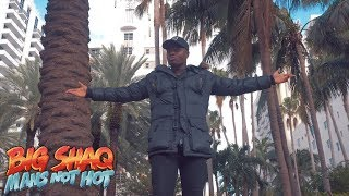 Download BIG SHAQ - MANS NOT HOT (MUSIC ) MP3 song and Music Video