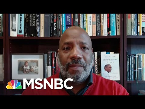 Jelani Cobb: Reparations Are Needed Because Of The 'Inequalities That Were Engineered' By Government