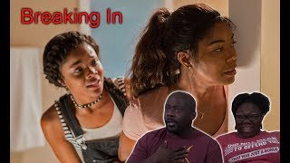Breaking In Trailer #1 2018 {REACTION!!}