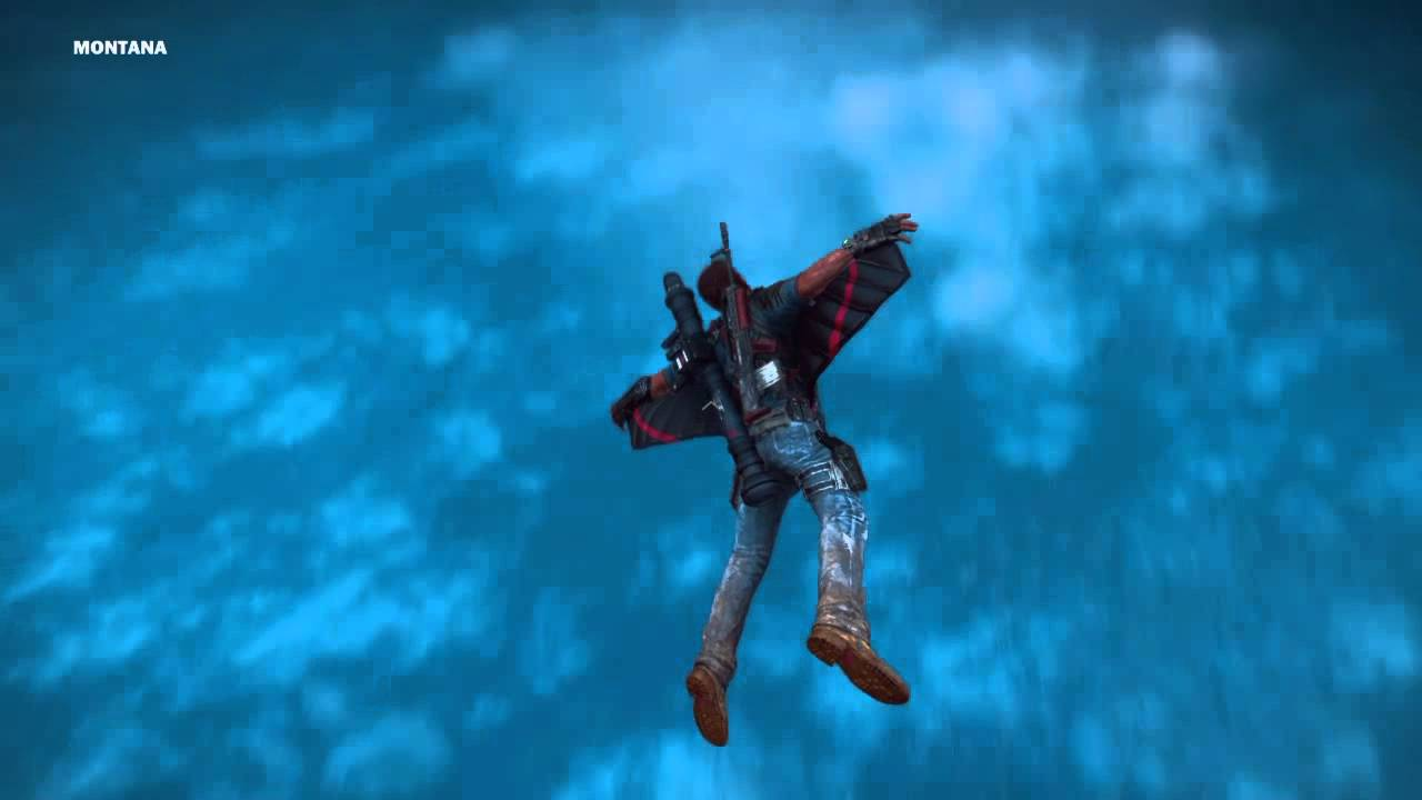 Under The Map The Black Box Part 2 Just Cause 3 Free Roam