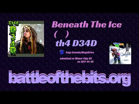 th4 D34D - Beneath The Ice ヾ(。ꏿ﹏ꏿ)ノ゙[Sega Genesis / MegaDrive ]