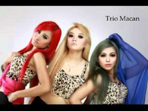 Trio Macan - Iwak Peyek (Offical)