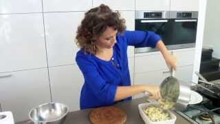 Nadia's Creamy Mushroom And Bacon Pasta Bake - Tutorial