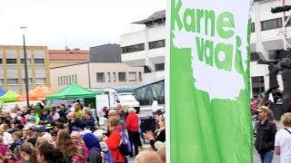 Ahdistaako ilmastonmuutos – Tule Greenreality-karnevaaliin!