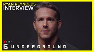 Download Ryan Reynolds Apologizes To Spice Girls | 6 Underground Interview