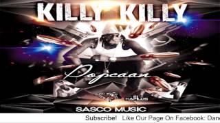 Popcaan - Killy Killy (Raw) - June 2016