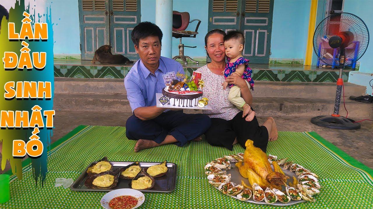 Cương Xấu | Lần Đầu Tổ Chức Sinh Nhật Cho Bố | Happy Birthday