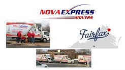 NOVA Express Movers - Local and Long distance moving service based in Fairfax VA