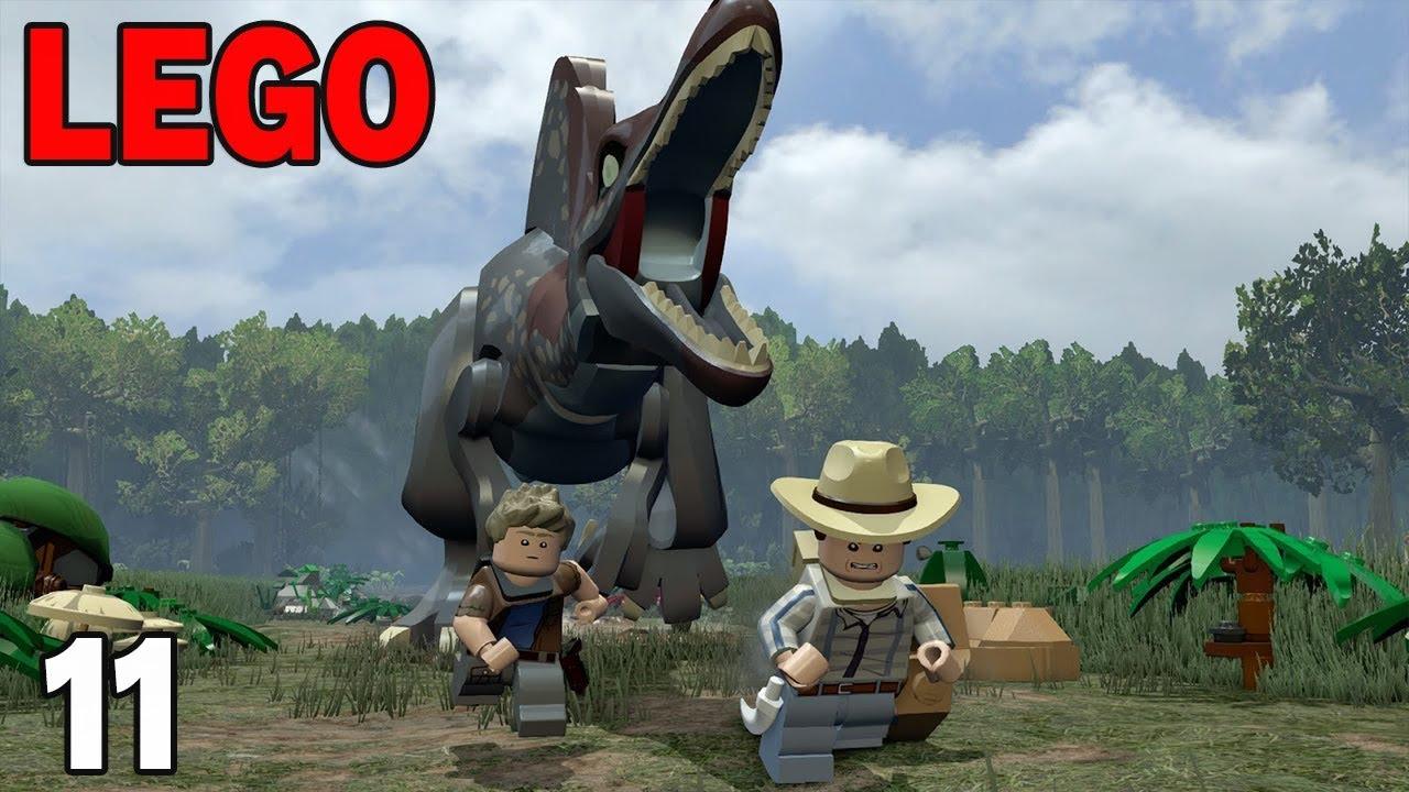 NIE KRADNIJ – LEGO JURASSIC WORLD