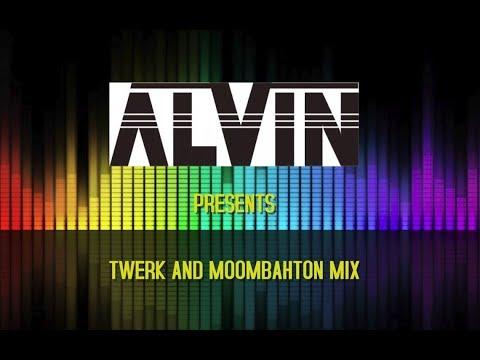 DJ Alvin Twerk and Moombahton Mix