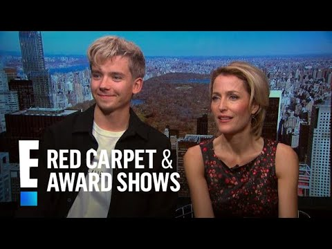 Gillian Anderson Is Confidently Done Playing Dana Scully   E! Red Carpet & Award Shows