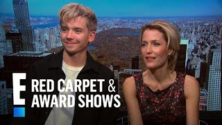 Gillian Anderson Is Confidently Done Playing Dana Scully | E! Red Carpet & Award Shows