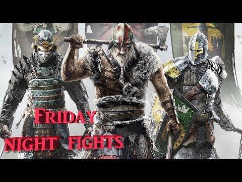 For Honor Season 4 - Duels & Dominions Nobushi Rep 11  | Friday Night Fights