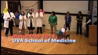 Match Day 2014 - UVA School of Medicine